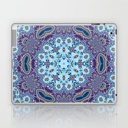 Modern Traditional Lacey Mandala Laptop & iPad Skin