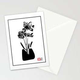 Still Life with Flowers Stationery Cards