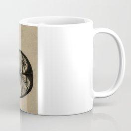 Anchor, Navy Birds Coffee Mug