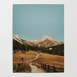 Mont Thabor/// Gran Séru Poster