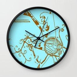 Tiny Dancer [Locust] Wall Clock