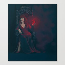 Rowena Canvas Print