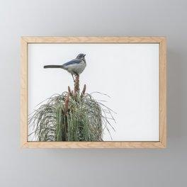 Top of The World Framed Mini Art Print