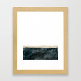 Chunk Framed Art Print