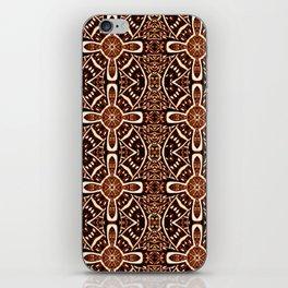 Tribal Cross iPhone Skin