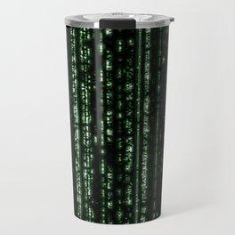 Streaming Mathematical Array Travel Mug