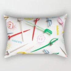 HAPPY HOUR Rectangular Pillow