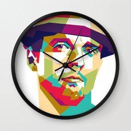 Portrait Jason Mraz Wall Clock