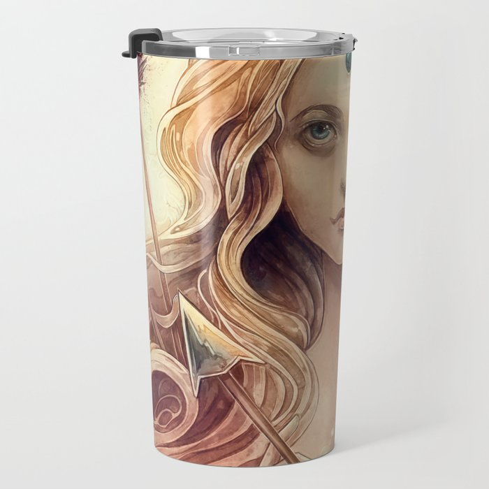 Zodiac Stagittarius Travel Mug