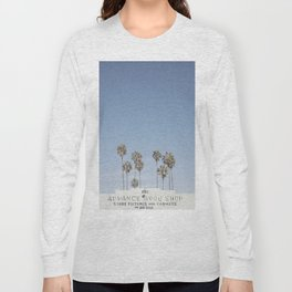 York BLVD | Highland Park | Los Angeles Long Sleeve T-shirt