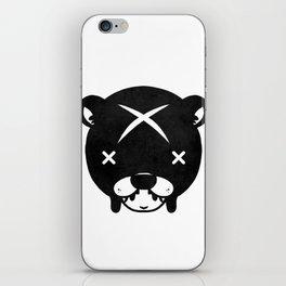 Bear Suit iPhone Skin