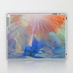 Living Under The Umbrella Of Light... abstract  Laptop & iPad Skin
