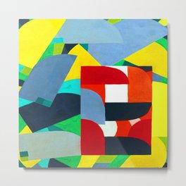 Otto Freundlich Composition 38 Metal Print