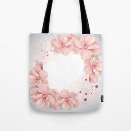 Flower crown Tote Bag
