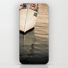 Last boat iPhone & iPod Skin