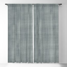 PPG Paint Night Watch Pewter Green Dry Brush Strokes Texture Pattern Blackout Curtain