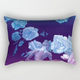 Resting space Rectangular Pillow