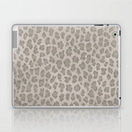Vintage grange pastel color leopard print Laptop & iPad Skin