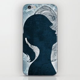 Criminal Shadow iPhone Skin