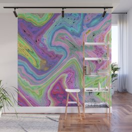 Swish Wall Mural