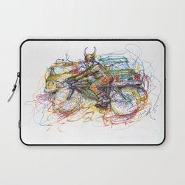 Bulls Biker Laptop Sleeve