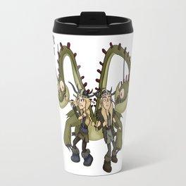 Hungry Barf and Belch Travel Mug