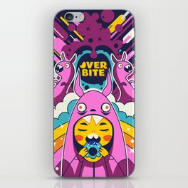 Overbite: Sour Bunny 1 iPhone Skin