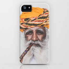 Jodhpur (colour) iPhone Case