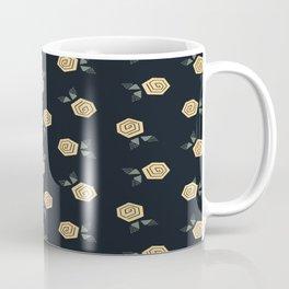 Geo Rose Coffee Mug