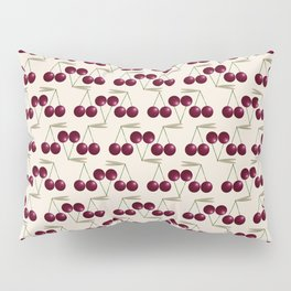 CHERRY BABY! pat. Pillow Sham