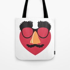 Love in Disguise Tote Bag