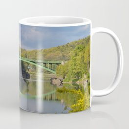 Summer Storm Clouds - Delaware River Coffee Mug