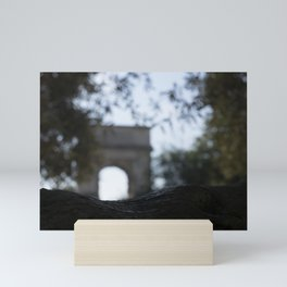 Arch of Titus I Mini Art Print