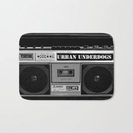 Urban Underdogs Boom Box Bath Mat