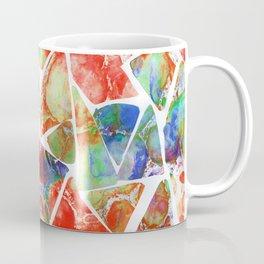 Marbled Earth Coffee Mug
