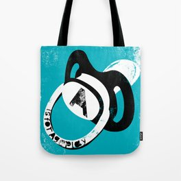 kinkyABC A is for Ageplay Tote Bag