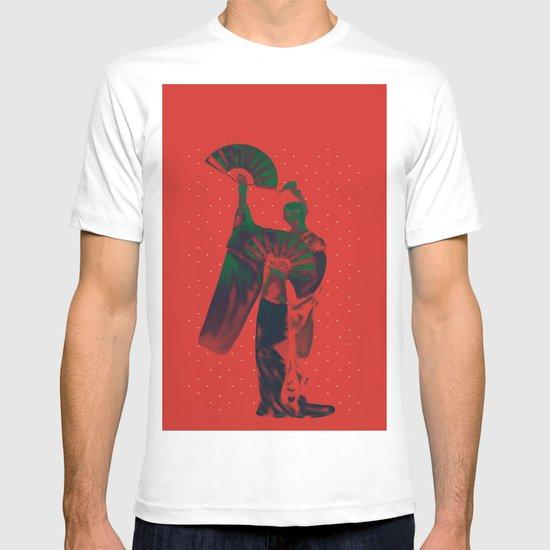 Geisha Snow T-shirt