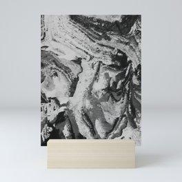 Cliffs Near To The Sea Mini Art Print