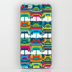 Chicken Bus - 1 iPhone & iPod Skin