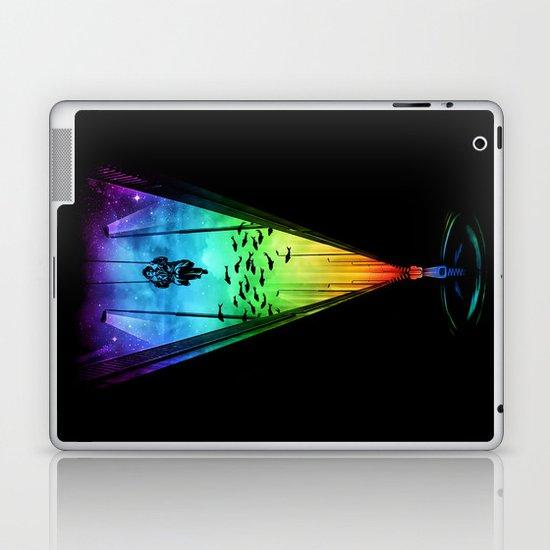 Swinging Away Laptop & iPad Skin