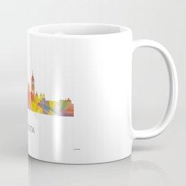 Bogata Colombia Skyline Coffee Mug