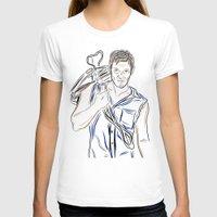 daryl T-shirts featuring Daryl Dixon by Salina Ayala