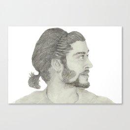 Zayn Malik Canvas Print