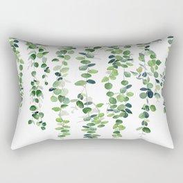 Eucalyptus Garland  Rectangular Pillow