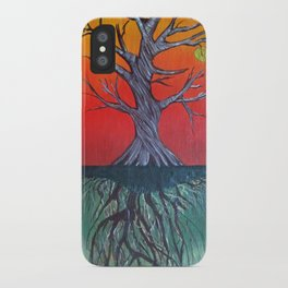 Life Above and Below iPhone Case