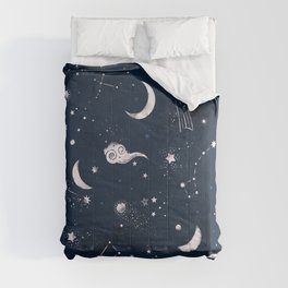 Seeing Stars Comforters