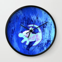 Lion the King of Beasts Wall Clock