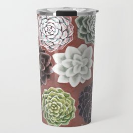 Succulent Life Travel Mug
