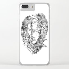 To Dream is to Die - Line Clear iPhone Case