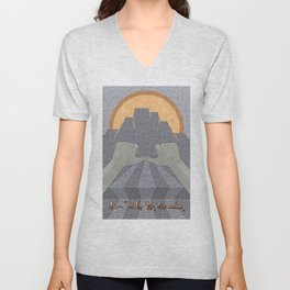 Perseverance - (Artifact Series) Unisex V-Neck